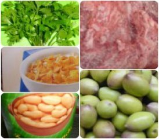 foods with vanadium
