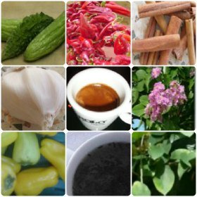 Natural herbs for  diabetes