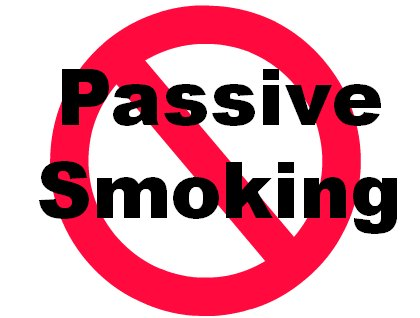 passive smoking and  type two diabetes