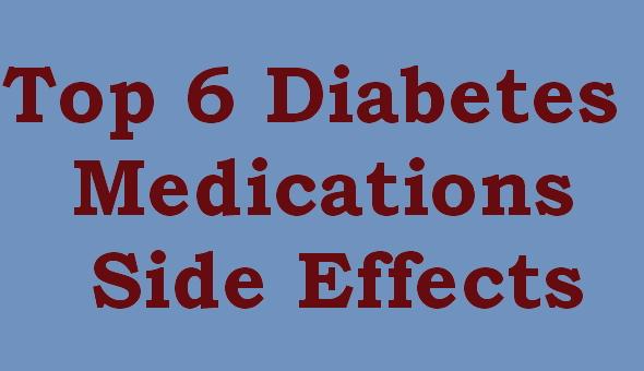 Diabetes Medication Side Effects