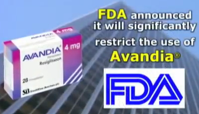 effects of  avandia