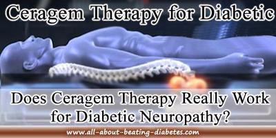 Ceragem Therapy for Diabetic Neuropathy