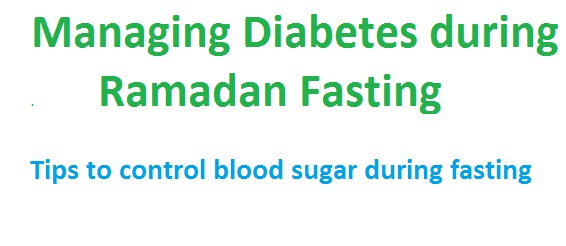 fasting during ramadan tips