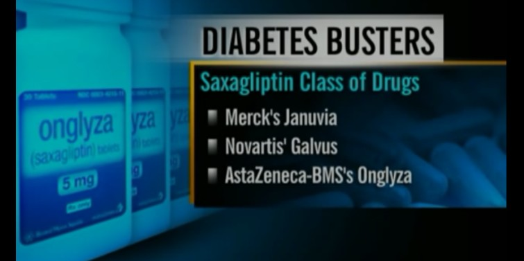 onglyza alogliptin diabetes