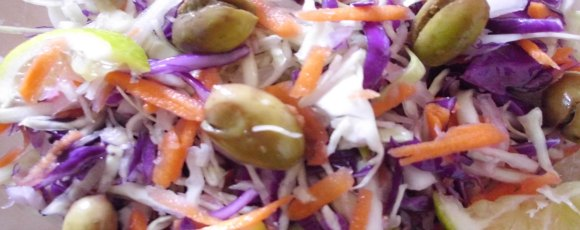 Simple Diabetic Mixed Cabbage
