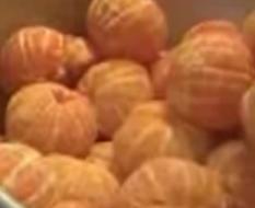 Mandarin Oranges for Budwig mixture