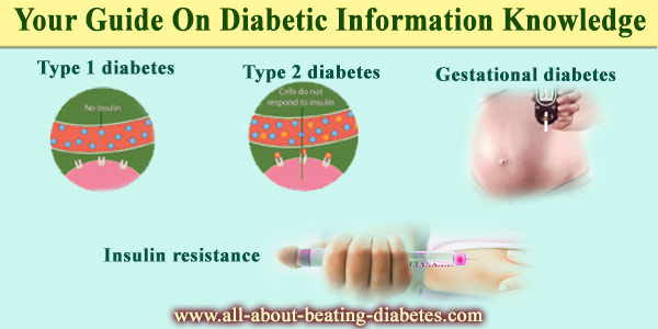 Your Guide On Diabetic Information Knowledge