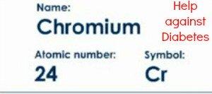 Diabetes Chromium