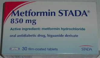 Metformine side effects