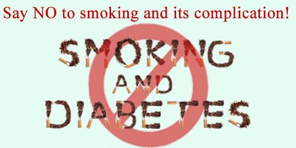 smoking for diabetes